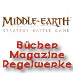 Middle-Earth: Bücher Magazine Regelwerke.