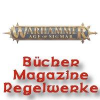 Age Of Sigmar: Bücher, Magazine, Regelwerke