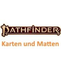 Pathfinder Karten und Matten