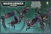 Warhammer 40.000: Dark Eldar - Scourges / Harpyien