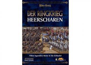 Middle-Earth: Der Herr der Ringe - Der Ringkrieg: Heerscharen (DE)