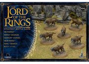 Middle-Earth: Wilde Warge / Wild Wargs