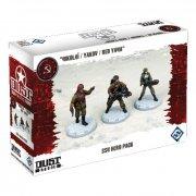 Dust Tactics - SSU Hero Pack