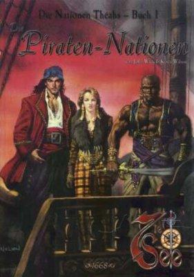 7te See: Die Nationen Thèahs Buch 1 - Die Piraten Nationen (DE)