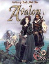 7te See: Die Nationen Thèahs Buch 2 - Avalon (DE)