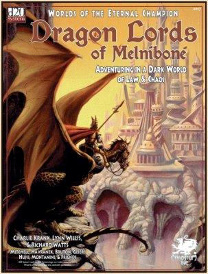 Dragon Lords of Melnibone (EN)