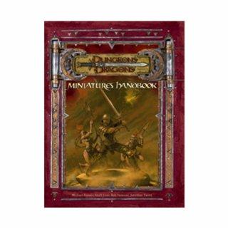 Dungeons & Dragons - Miniatures handbook (EN)