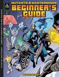 Mutants & Masterminds: Beginners Guide - Quick Start (EN)