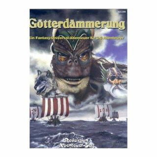 Götterdämmerung - Universalabenteuer (DE)