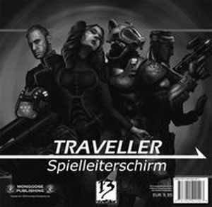 Traveller: Spielleiterschirm (DE)