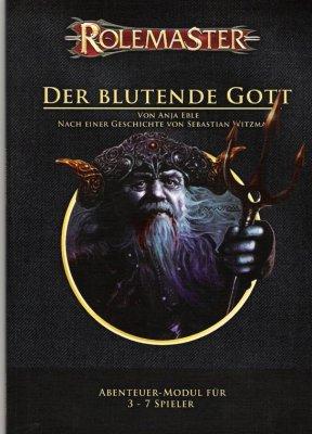 Rolemaster: Der Blutende Gott (DE)