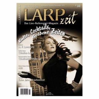 LARPZeit: #33 - September - November 11 (DE)