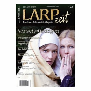 LARPZeit: #23 - März - Mai 09 (DE)