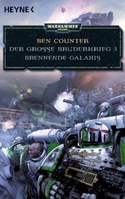 WH40K - Der große Bruderkrieg 3: Brennende Galaxis