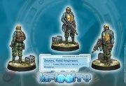 Corvus Belli: Infinity - Dozers, Field Engineers (Traktor...