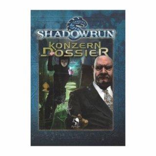 Shadowrun: Konzerndossier (DE)