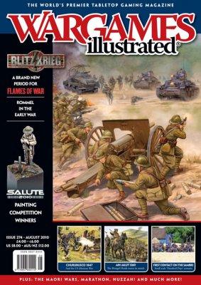 Wargames Illustrated 274