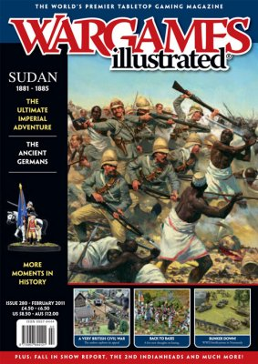Wargames Illustrated 280