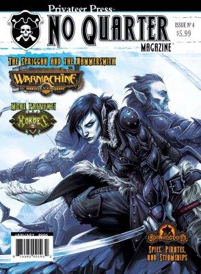 No Quarter Magazine 04