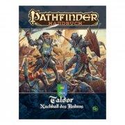 Pathfinder 1. Edition: Handbuch - Talbor - Nachhall des...