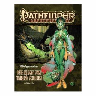 Pathfinder 1. Edition: Abenteuerpfad - Der Klang von Tausend Schreien - Königsmacher 6/6 (DE)