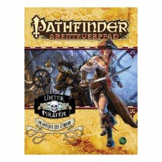Pathfinder 1. Edition: Abenteuerpfad - Im Antlitz des Sturm - Unter Piraten -3/6- (DE)