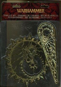 Warhammer - Schablonenset