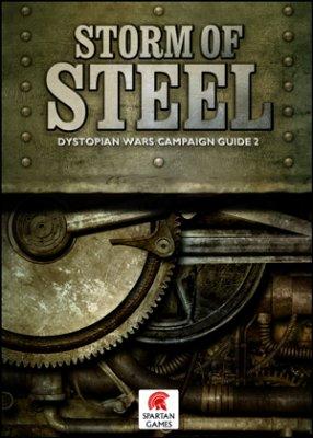 Campaign Book 2: Storm of Steel (EN)