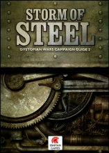 Campaign Book 2: Storm of Steel (EN)
