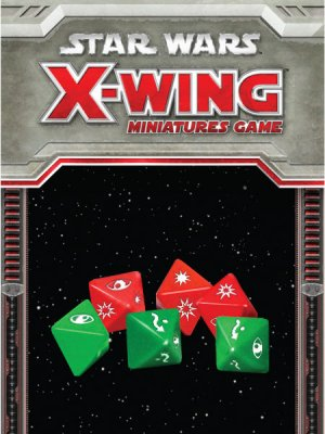 Star Wars: X-Wing: Dice Pack (EN, DE, FR, SP)