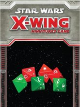 Star Wars: X-Wing: Dice Pack (EN, DE, FR, SP)