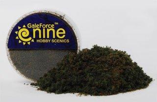 Hobby Round: Dark Conifer Flock Blend