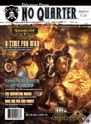 No Quarter Magazine 47