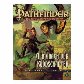Pathfinder 1. Edition: Kampagnenwelt -  Almanach der Kundschafter (DE)