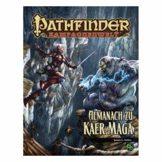 Pathfinder 1. Edition: Kampagnenwelt - Almanach zu Kaer Maga (DE)