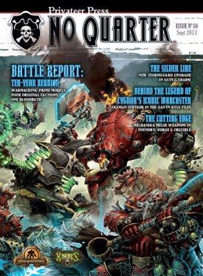 No Quarter Magazine 50