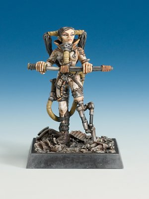 Freebooter Miniatures - Aspera