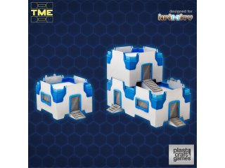 TME - Modular Buildings Set (Designed for Infinity)