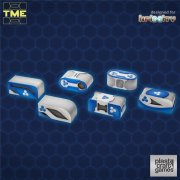 TME - 6 Containers Set (Designed for Infinity)