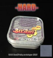 BeeSPutty 80g HARD Gray