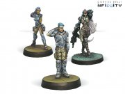 Corvus Belli: Infinity - Dire Foes Mission Pack 1: Train...