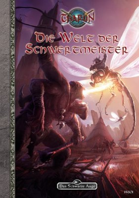 DSA: Tharun - Die Welt der Schwertmeister (DE)