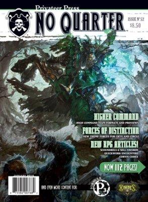 No Quarter Magazine 52