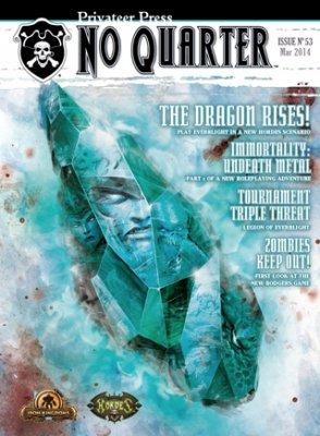 No Quarter Magazine 53