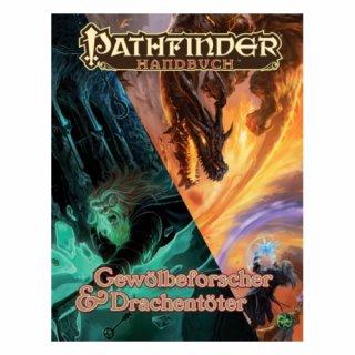 Pathfinder 1. Edition: Handbuch - Gewölbeforscher und Drachentöter (DE)