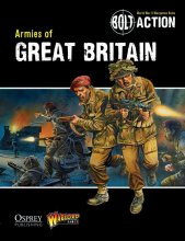 Bolt Action - Armies of Great Britain (Softcover) (EN)