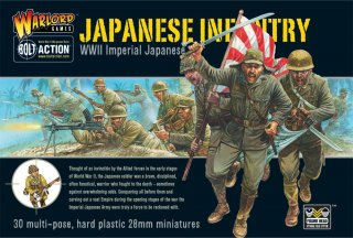 Bolt Action - Japanese Infantry (WWII Imperial Japanese)