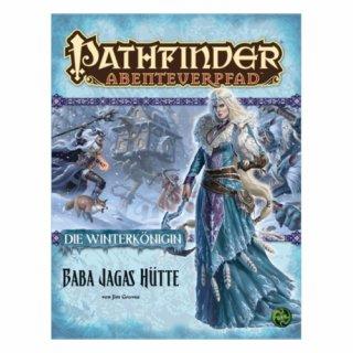 Pathfinder 1. Edition: Abendteuerpfad - Die Winterkönigin #2: Baba Jagas Hütte (DE)