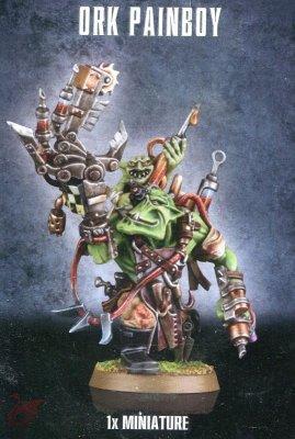 Warhammer 40.000: Orks - Ork Painboy