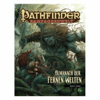 Pathfinder 1. Edition: Kampagnenwelt - Almanach der Fernen Welten (DE)